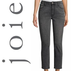 (NWT) JOIE PEREH STUDDED JEANS